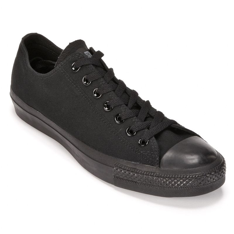 Adult Converse All Star Chuck Taylor Sneakers, Adult Unisex, Size: M7.5W9.5, Black
