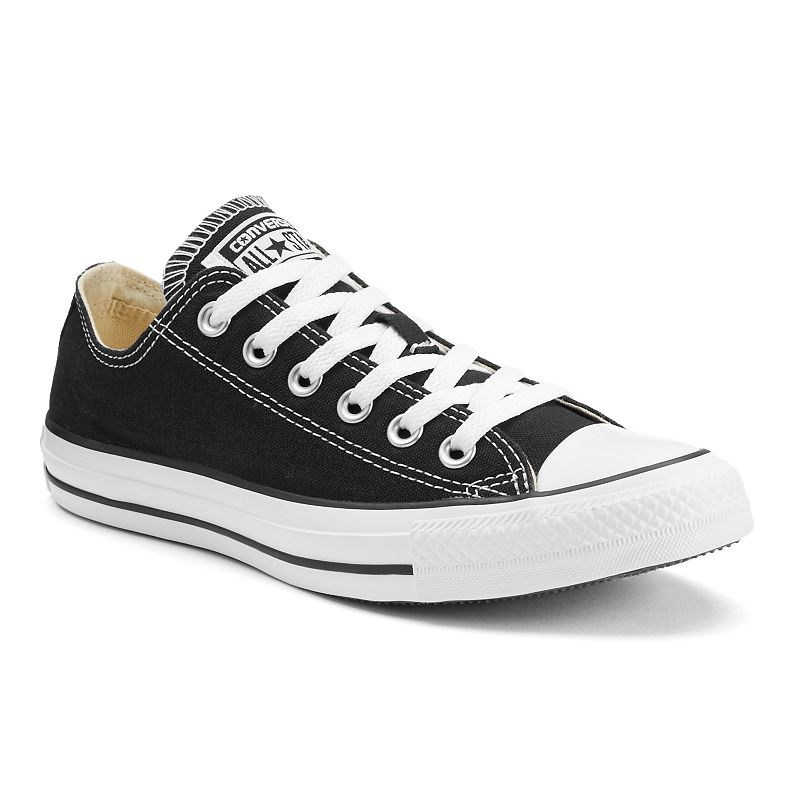 Adult Converse All Star Chuck Taylor Sneakers, Adult Unisex, Size: M9W11, Black