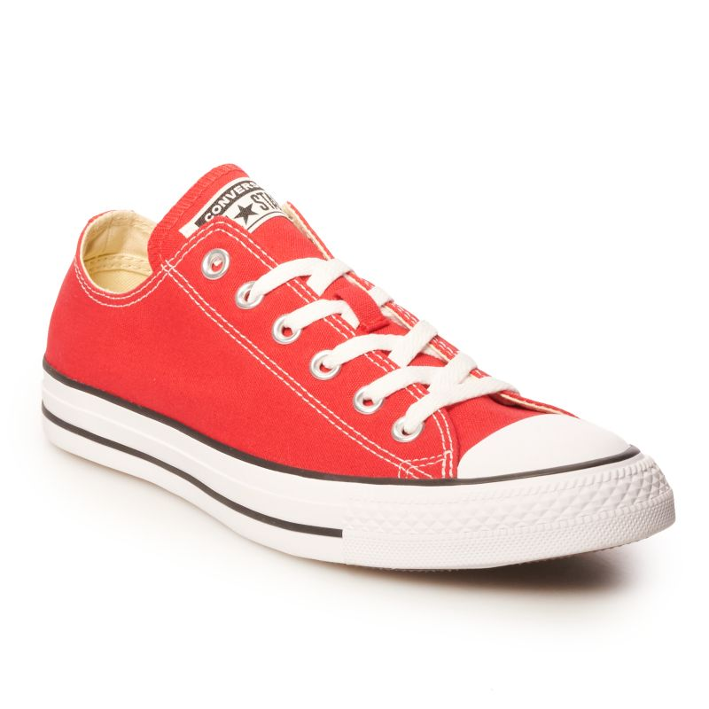 Adult Converse All Star Chuck Taylor Sneakers, Adult Unisex, Size: M12W14, Red