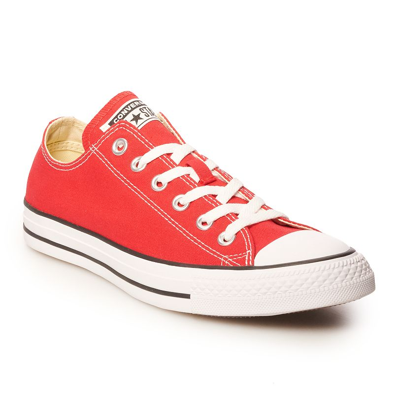 Adult Converse All Star Chuck Taylor Sneakers, Adult Unisex, Size: M8W10, Red