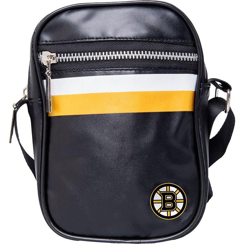 Women's Boston Bruins Mini City Messenger Bag