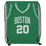 Gordon Hayward Boston Celtics Player Jersey Drawstring Bag