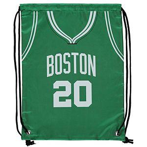 Gordon Hayward Boston Celtics Player Jersey Drawstring Bag