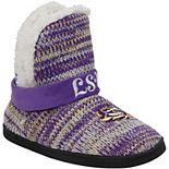 Women's LSU Tigers Wordmark Peak Boots