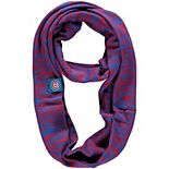 Blue Chicago Cubs Colorblend Infinity Scarf