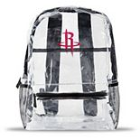 Houston Rockets Team Logo School Clear Bag
