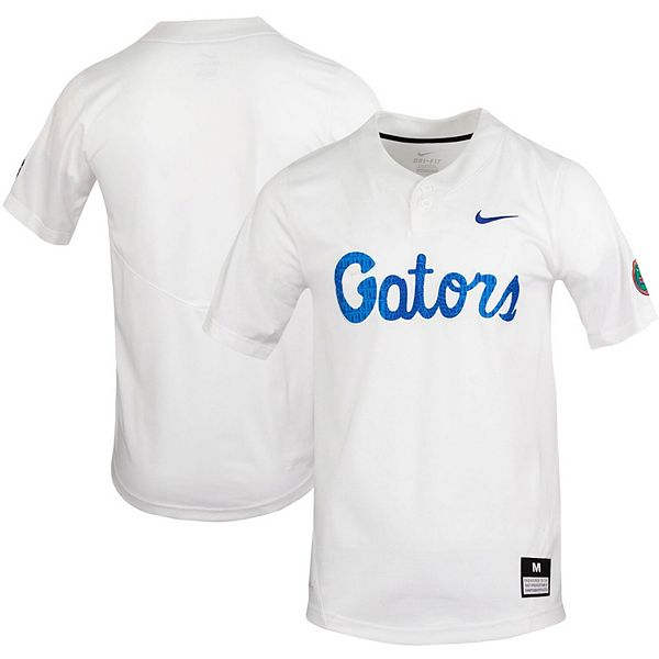 Nike White Florida Gators Replica Softball Jersey