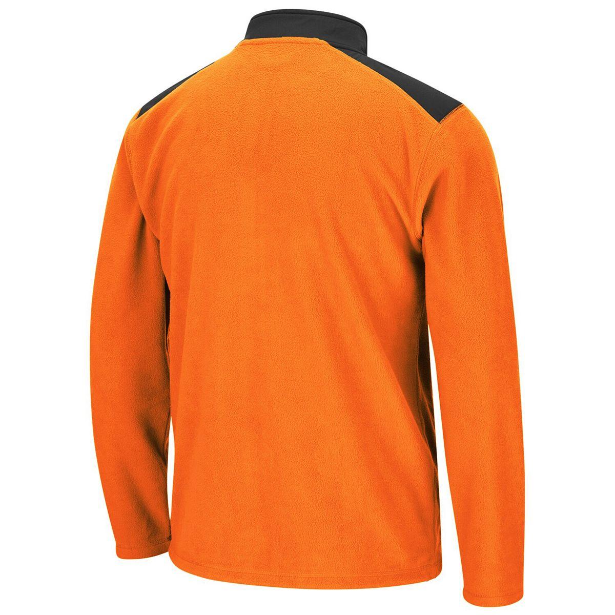 Men's Colosseum Tennessee Orange Tennessee Volunteers Gaines Full-Zip Jacket e4MSL
