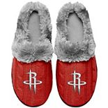Women's Houston Rockets Cable Knit Slide Slippers