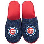 Men's Chicago Cubs Knit Slide Slippers