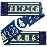 Chicago Cubs Retro Reversible Scarf