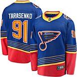 Men's Fanatics Branded Vladimir Tarasenko Blue St. Louis Blues Retro 2019/20 Premier Breakaway Player Jersey
