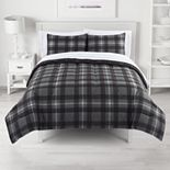 The Big One® Plaid Reversible Comforter Set with Sheets