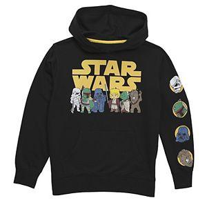 Boys 8-20 Star Wars Graphic Hoodie
