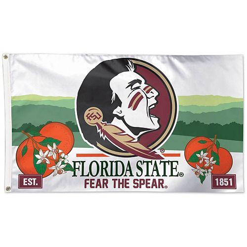 No.1 Fan Florida State Seminoles License Plate