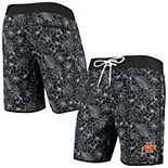Men's G-III Sports by Carl Banks Black Iowa State Cyclones Wave Volley Swim Shorts