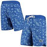 Men's G-III Sports by Carl Banks Royal Florida Gators Wave Volley Swim Shorts