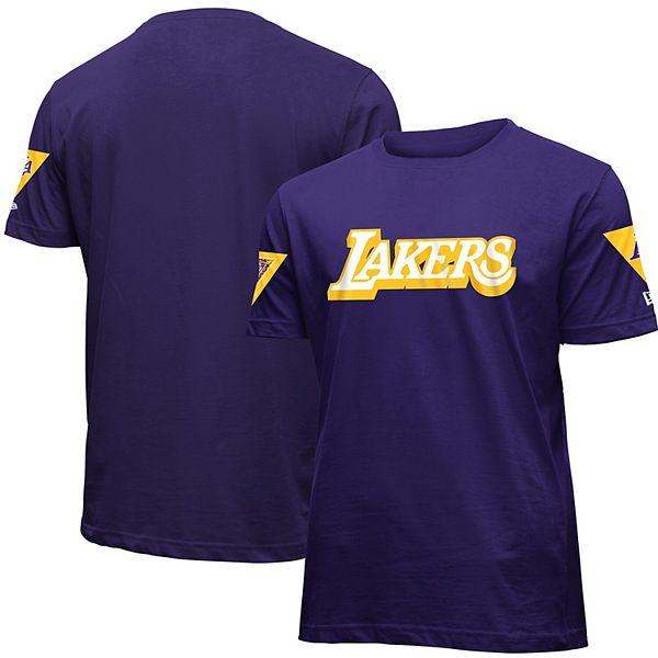 Men's New Era Purple Los Angeles Lakers 2019/20 City Edition ...