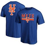 Men's Fanatics Branded Royal New York Mets Team Logo End Game T-Shirt