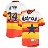 Youth Nike Nolan Ryan White Houston Astros Home Cooperstown Collection Player Jersey