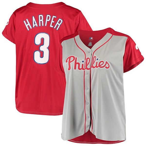 Bryce Harper Philadelphia Phillies New Arrivals Legend Baseball Player Jersey