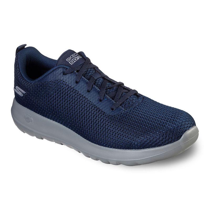 Skechers GOwalk Max Effort Men's Shoes, Size: 9, Med Blue