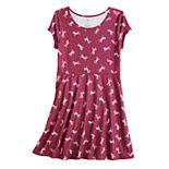 Girls 4-20 & Plus Size SO® Skater Dress