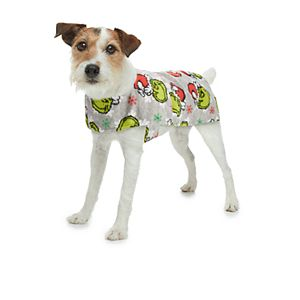 Jammies For Your Families® Dr. Suess' How The Grinch Stole Christmas Grinchmas Pet Pajamas