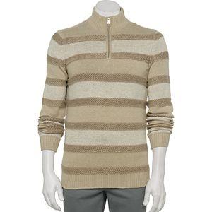 Men's Urban Pipeline® Quarter-Zip Mockneck Sweater