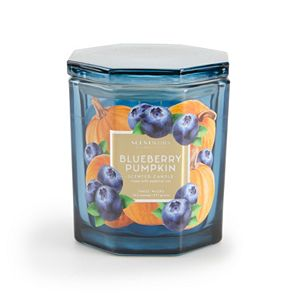 ScentWorx Blueberry Pumpkin 14.5 oz. Candle