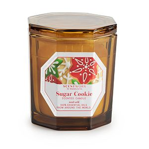 ScentWorx Sugar Cookie 14.5 oz. Candle