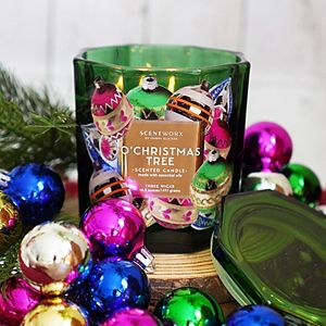 ScentWorx O'Christmas Tree 14.5 oz Candle