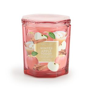 ScentWorx Winter Apple Toddy 14.5 oz. Candle