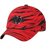 Youth Under Armour Red Notre Dame Fighting Irish Signal Caller Adjustable Hat