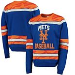 Men's Royal New York Mets Camouflage Team Sweater