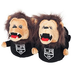 Youth Los Angeles Kings 3D Mascot Slippers