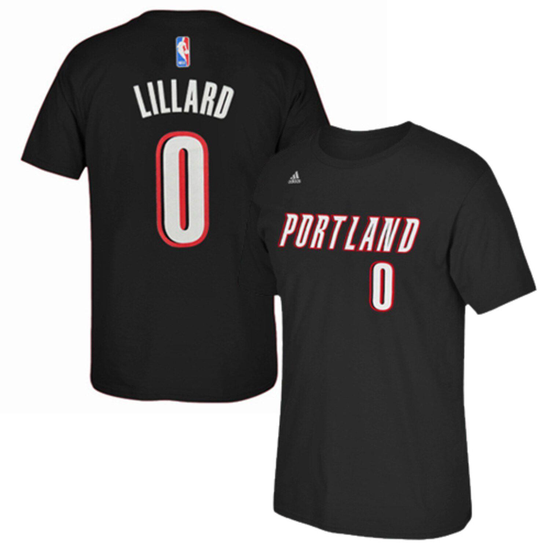 portland trail blazers shirt