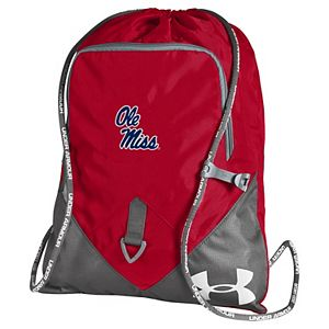 Under Armour Ole Miss Rebels Undeniable Sackpack