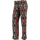 Women's Black San Francisco Giants Holiday Print Pant