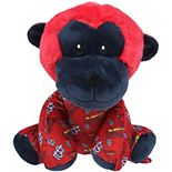 Youth St. Louis Cardinals All Over Print Seated Mitchie Monkey Plush Toy