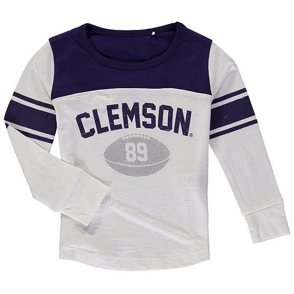 toddler clemson football jersey