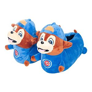 Youth Chicago Cubs 3D Mascot Slippers