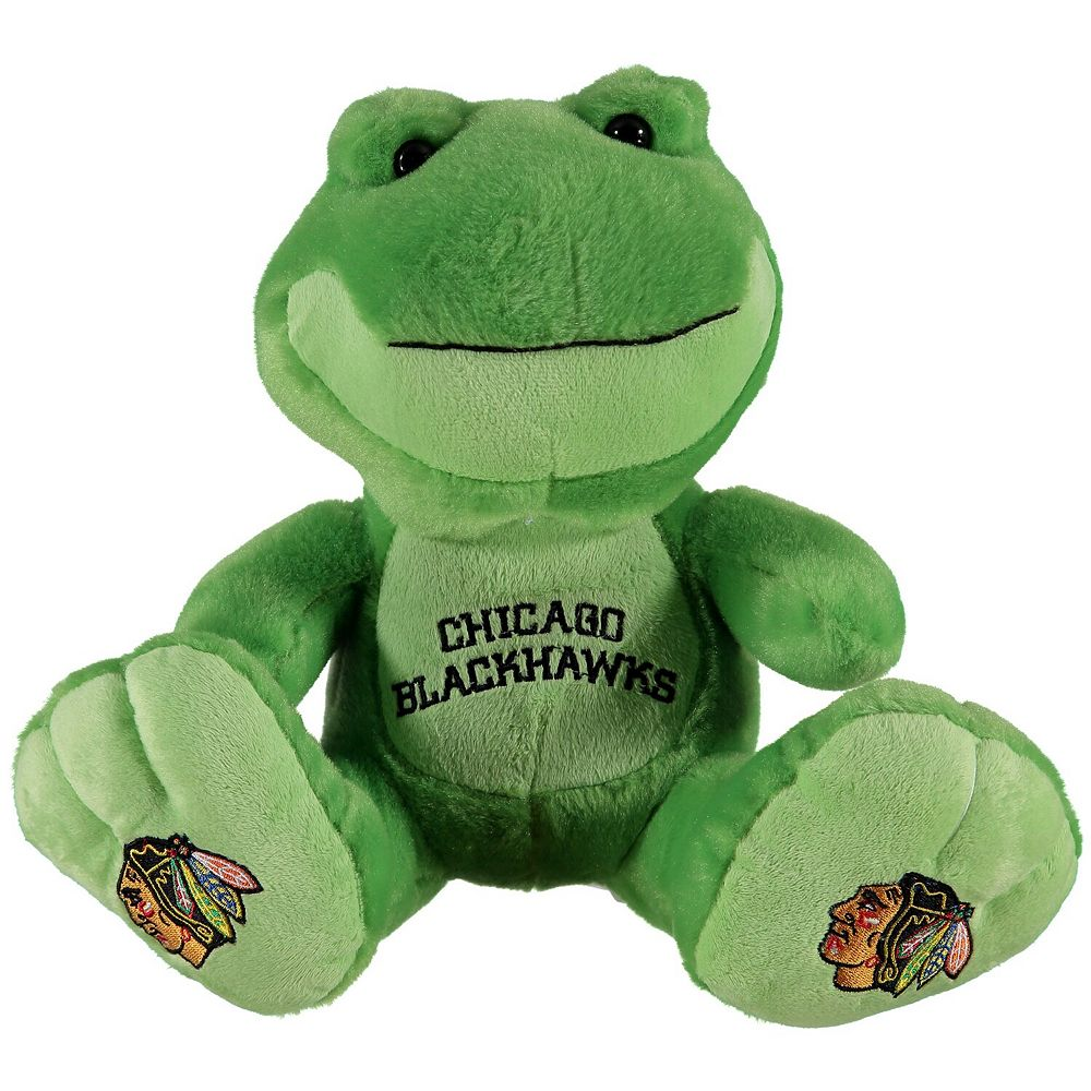 Chicago Blackhawks Frog Big Feet Plush Toy