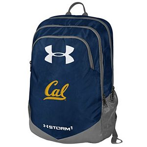 Under Armour Navy Cal Bears Scrimmage Performance Backpack