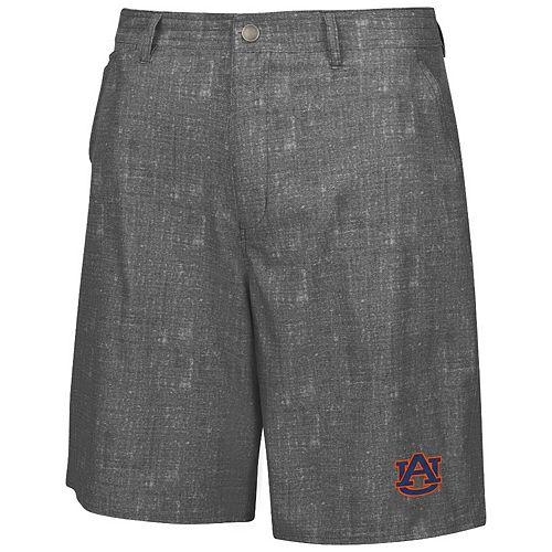 Men's Colosseum Charcoal Auburn Tigers Match Play Shorts