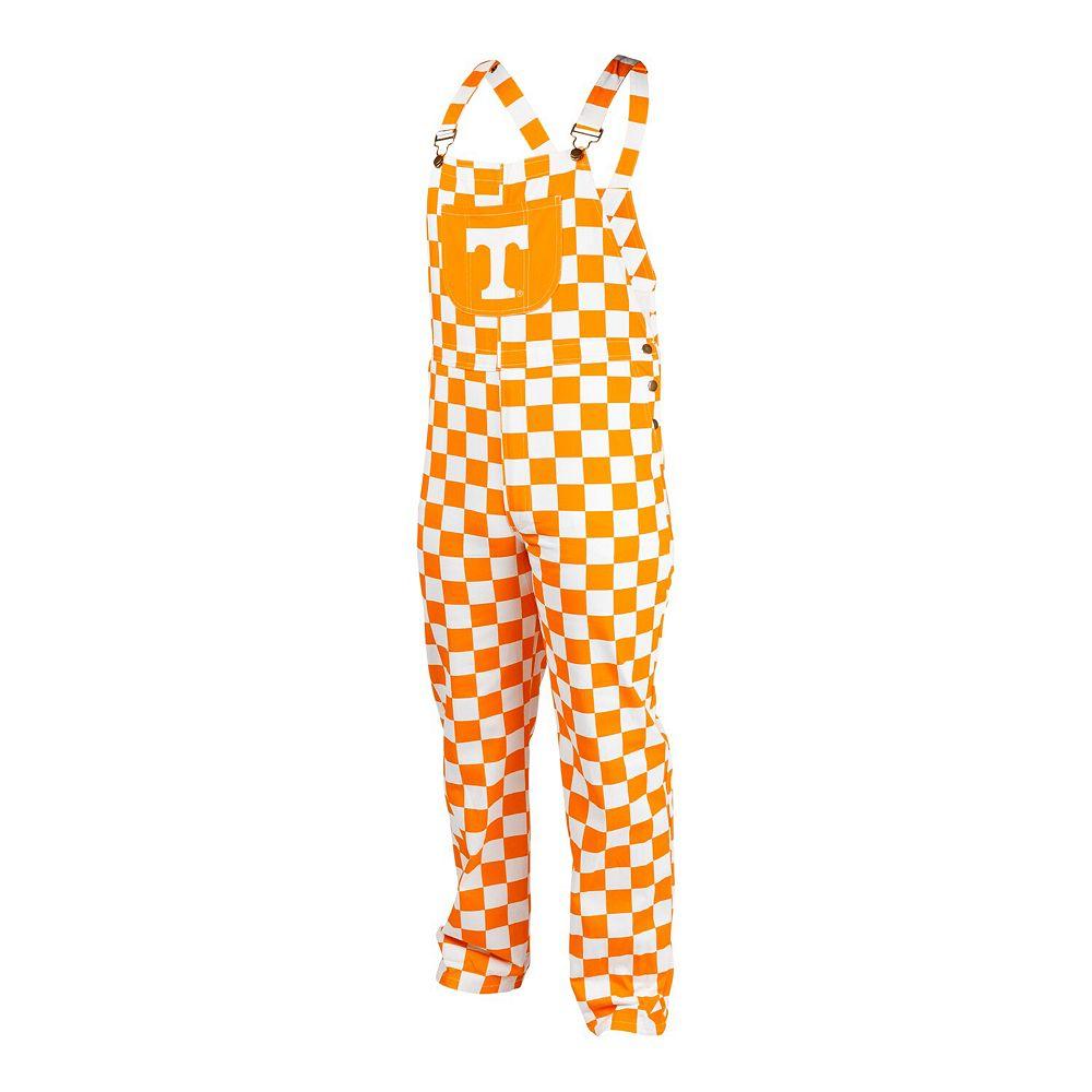 Tellum and Chop Tennessee Orange Tennessee Volunteers Team Overalls