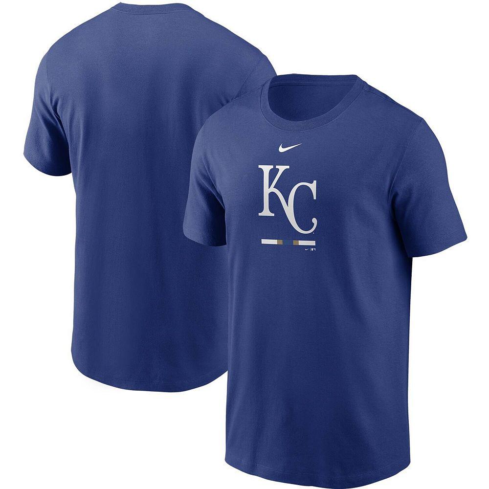 Men's Nike Royal Kansas City Royals Legacy T-Shirt