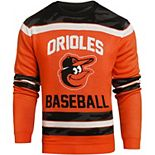 Men's Orange Baltimore Orioles Camouflage Team Sweater