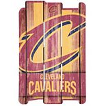 """WinCraft Cleveland Cavaliers 11"""" x 17"""" Fence Wood Sign"""