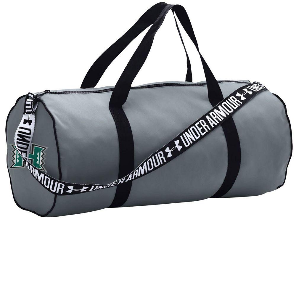 Under Armour Steel Hawaii Warriors Favorites Performance Duffel Bag